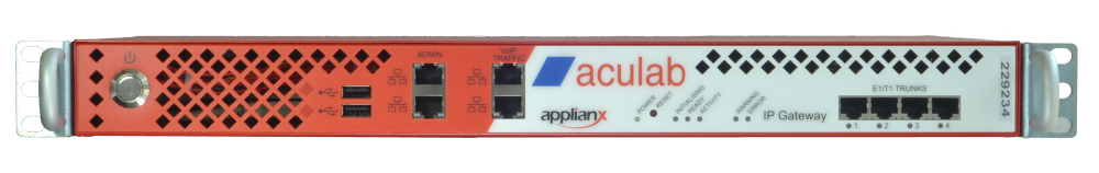 ApplianX IP gateway