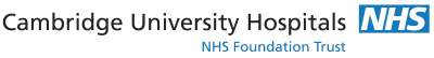 Cambridge University Hospitals Logo - NHS Foundation Trust
