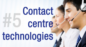 Contact centre technologies – Issue five