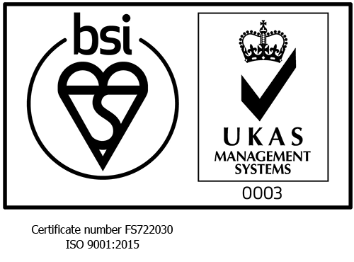 ISO Regsitered and UKAS Management Systems 003