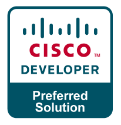 Cicso Developer Preffered Solution logo